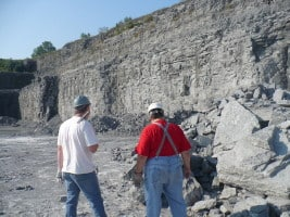 field trip mara quarry