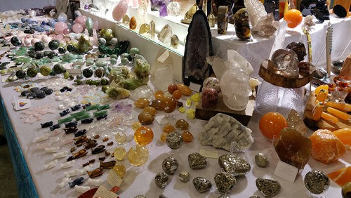 Rock, Gem, Mineral & Beading Show