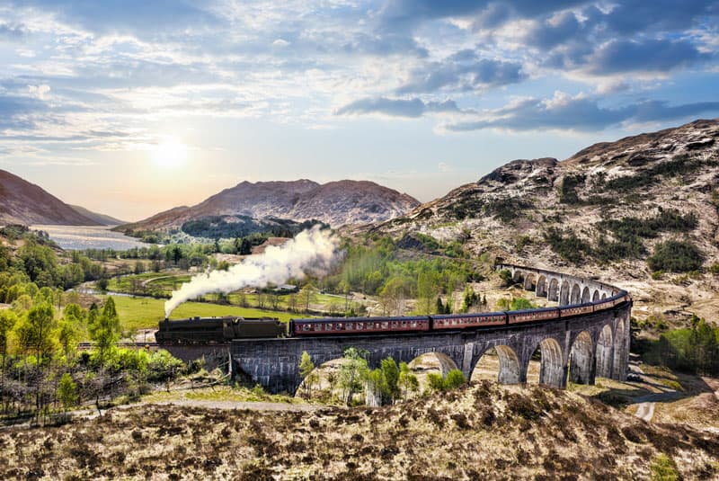 Scenic Train Rides For Kids