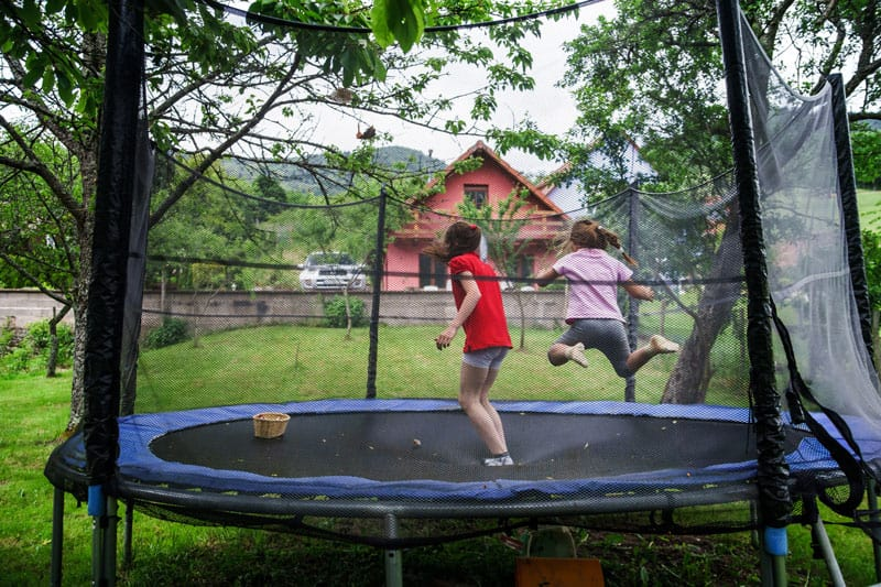 having-trampolines-at-home