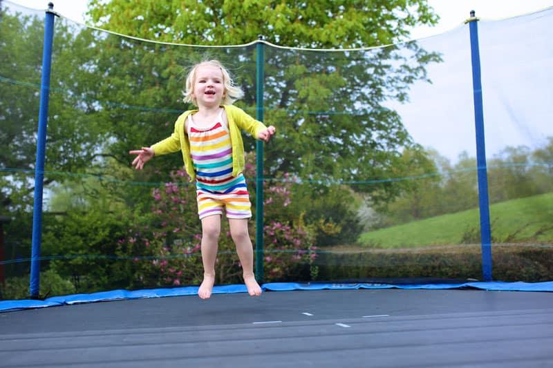 trampoline safety