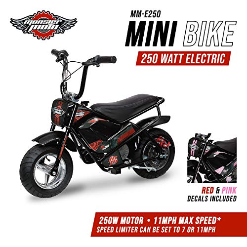 Monster Moto 	MM-E250-PR