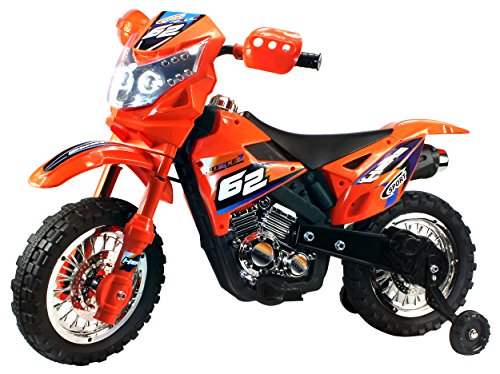 Ride On Motorcycles VD-324119ORTY
