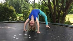 How To Do A Back Handspring on the Trampoline?