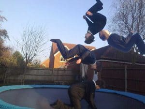 How To Do A Backflip on a Trampoline?