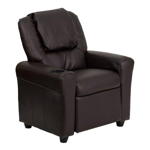 Flash Furniture DG-ULT-KID-BRN-GG