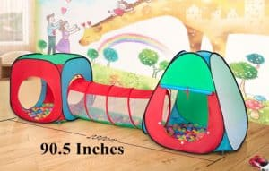 The Top 10 Best Crawling Play Tunnels For Toddlers