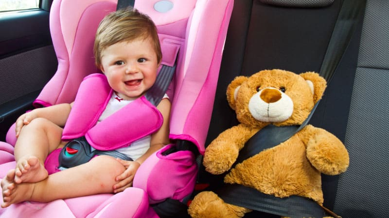 Best Car Seat For 4-Year-Old