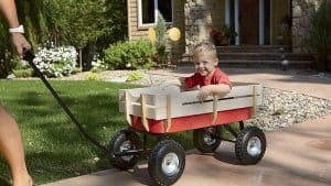 The Top 10 Best Folding Wagons for Toddlers