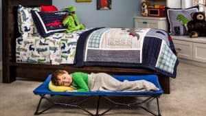 The Top 10 Best Toddler Travel Beds