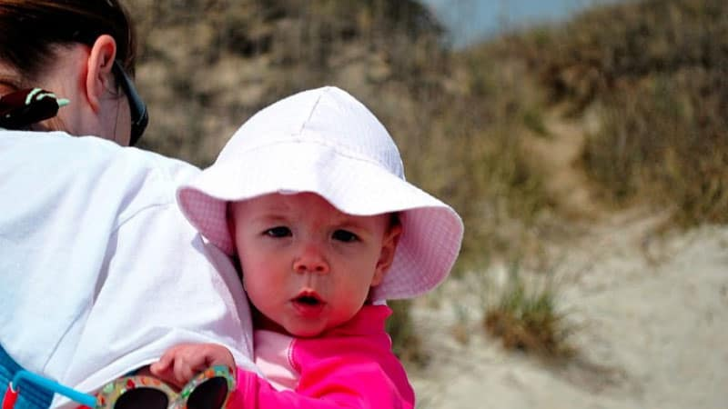 Best-Baby-Sun-Hats-for-Baby
