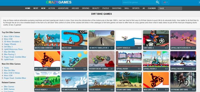 Crazy-Games