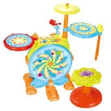 IQ Toys My First Drum Set