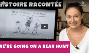 We're going on a bear hunt: read by Claire Teyras (Montessori Educator) - 2020