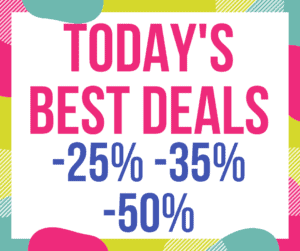 Today's Best Deals for kids and toddlers